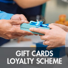 Gift Cards Loyalty Scheme